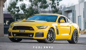 roush mustang gt aussie spec 2016 australian roush mustang gt fuel tank