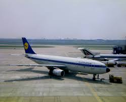 bureau lufthansa d aiab lufthansa a300b2 1c airbus on pushback at he flickr