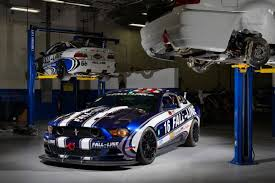 racing mustangs inside look at herb s 2012 road race ford mustang