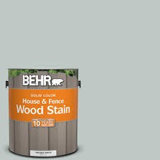 behr 1 gal sc 365 cape cod solid color house and fence wood