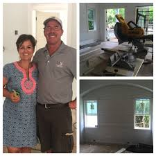 southern living inspired home on bald head island making progress