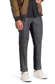 scotch u0026 soda mott plaid front pants nordstrom rack