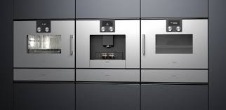 gaggenau electrical appliance kitchen collections colourliving