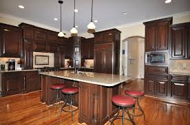 wooden furniture for kitchen white kitchen island with seating marble countertop plain