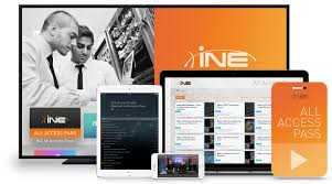 ine all access pass training subscription