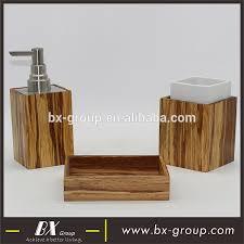 list manufacturers of bamboo bathroom set buy bamboo bathroom set