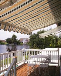 Retractable Awnings Nj Retractable Awnings Series Dean Custom Awnings