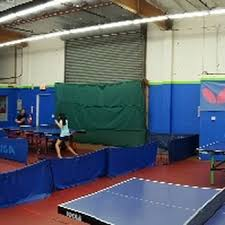 Topspin Table Tennis by Top Spin 29 Reviews Tennis 1150 Campbell Ave North San Jose