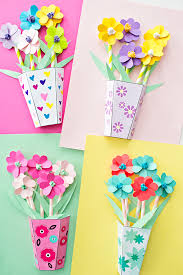paper flower how to make 3d paper flower bouquets with