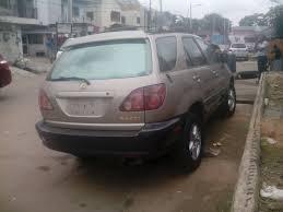 lexus ls nairaland lexus rx 300 1999 edition gold color lagos cleared autos nigeria