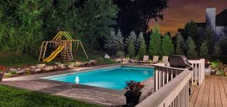 Landscaping Around A Pool by How To Create Privacy Around Pools With Privacy Landscaping Neave