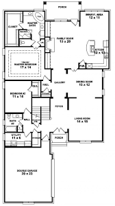 home design plan bedroom house plans gallery with two master
