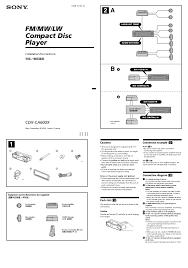 wiring diagram for sony radio u2013 the wiring diagram u2013 readingrat net