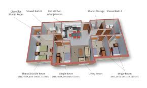 4 bed floor plans floor plans the orchards