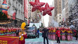 live macy s thanksgiving day parade morning breaking news