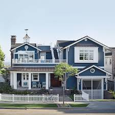 What Is A Rambler Style Home In This Month U0027s Coastal Living Magazine Coastal Living