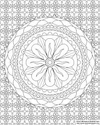 abstract coloring pages full page coloring home
