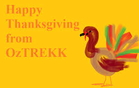 happy thanksgiving from oztrekk canadian thanksgiving is an