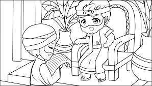 coloring pages king josiah josiah coloring page deep blue curriculum coloring activity king
