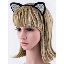 cat headband cat ears headband 600x600 png