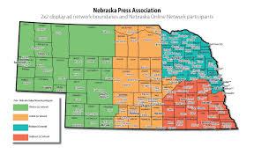 Lincoln Ne Map Press Release Service Nebraska Press Association