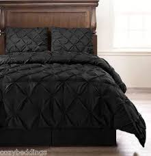 Bed Sets Black Black Bedroom Set Foter