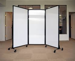 Hanging Wall Dividers by Folding Mobile Partition Versare Quick Wall