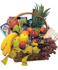 gourmet basket fruit and gourmet basket fruit baskets the bud flowers
