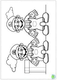 coloring pages mario party coloring pages 101 coloring pages