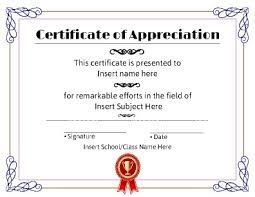 sample text for certificate of appreciation a certificate of appreciation can be completely altered to fit