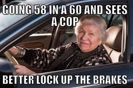 Driving Meme - old people driving meme by good job matt memedroid