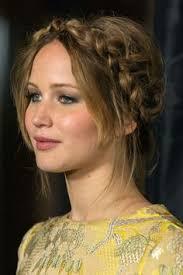 Frisuren Lange Haare Brautjungfer by Lässige Lange Haare In Blonden Nuancen Glatte Haare Einfache