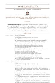 financial analyst resumes senior financial analyst resume resumedoc info