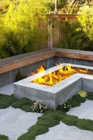 garden fire pit extraordinary ideas small modern inc 18 rinkside org