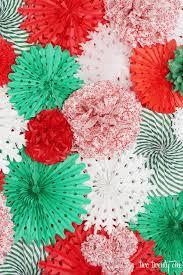 pattern making tissue paper diy tissue paper pom pom and fan backdrop