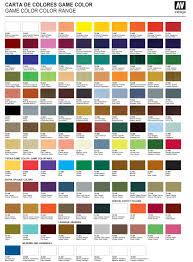 paint color games ideas vallejo to gw paint conversion chart pdf