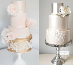 wedding cakes designs stencilled lace wedding cakes cake magazine
