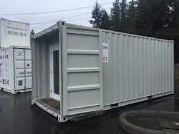 shipping container modifications simple box storage containers