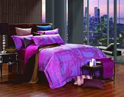 Black And Purple Bed Sets Bedroom Black And White Chevron Duvet Covers Queen For Bedroom