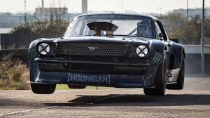 hoonigan mustang gallery matt leblanc ken block and the hoonicorn take on london