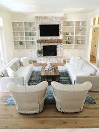 White Washed Stone Fireplace Life by Best 25 White Washed Fireplace Ideas On Pinterest Brick