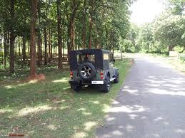 mahindra thar crde 4x4 ac modified call of the wild mahindra thar crde team bhp