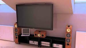 motorised pitched ceiling tv mount future automation youtube