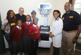 dhl siege social dhl donates x machine and equipment to naivasha rescue centre
