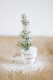 diy mini christmas tree topiaries magnolia market