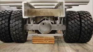 kenworth body parts all metal rc kenworth log truck build in pictures youtube
