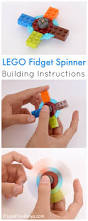 how to build a fidget spinner with lego bricks lego fidget