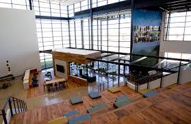 Farmers Furniture Living Room Sets At New 90 Million Texas Headquarters Farmer Brothers Creates