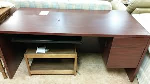 Sturdy Computer Desk Picked Up This Large Sturdy Computer Desk For Just 23 Goodwill