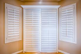 Shutter Doors For Closet Plantation Shutter Doors For Closet Closet Doors